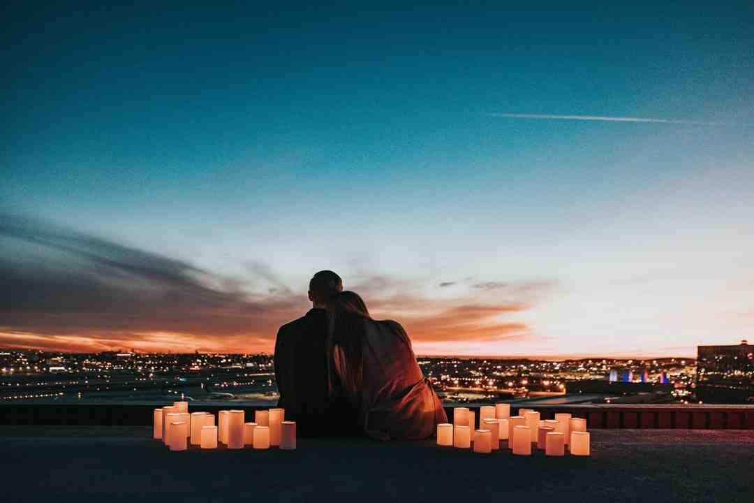Comment être romantique