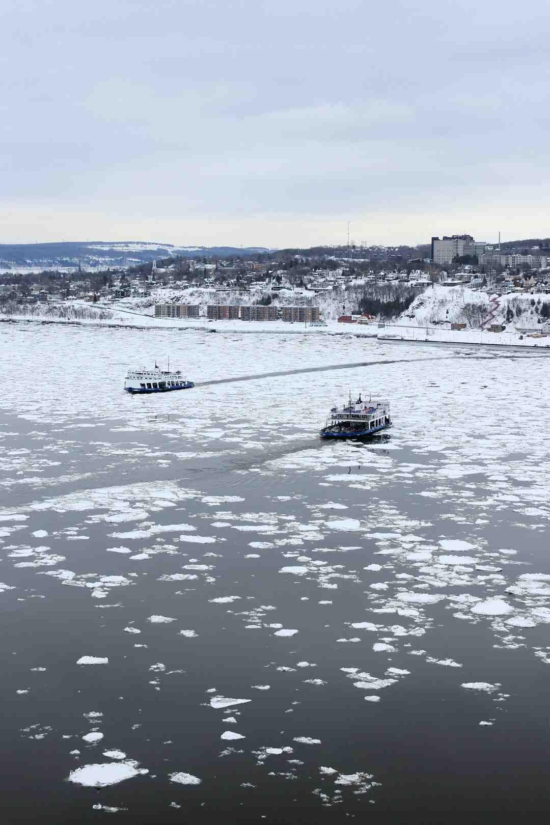 Comment faire hiverner son bateau