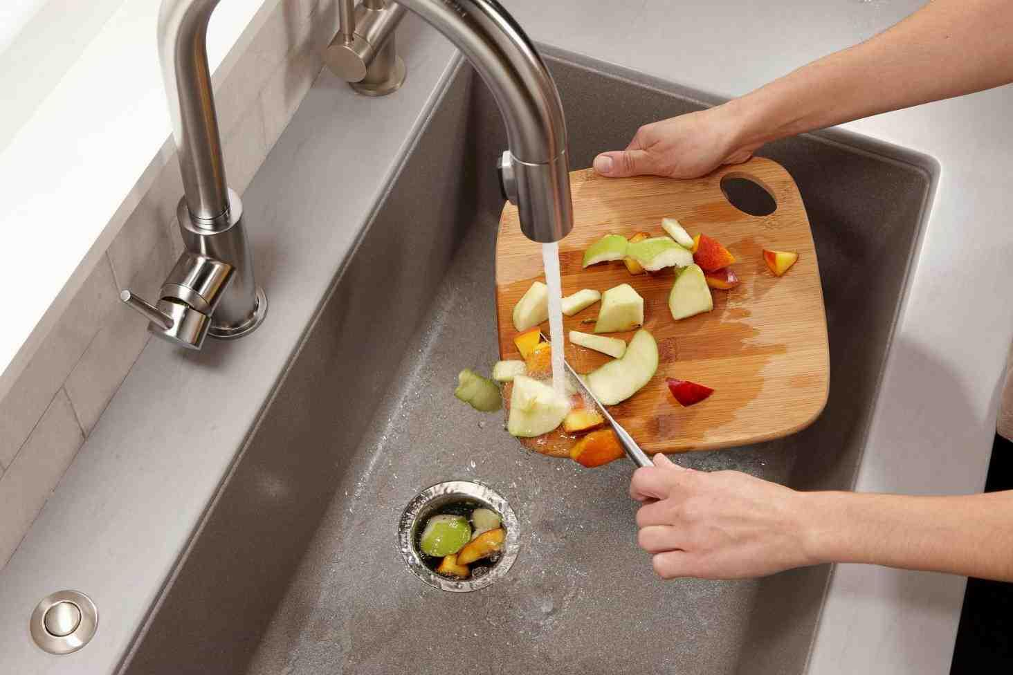 Comment nettoyer un broyeur d'évier