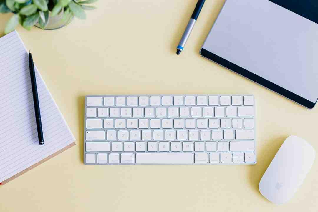 Comment réinitialiser un clavier