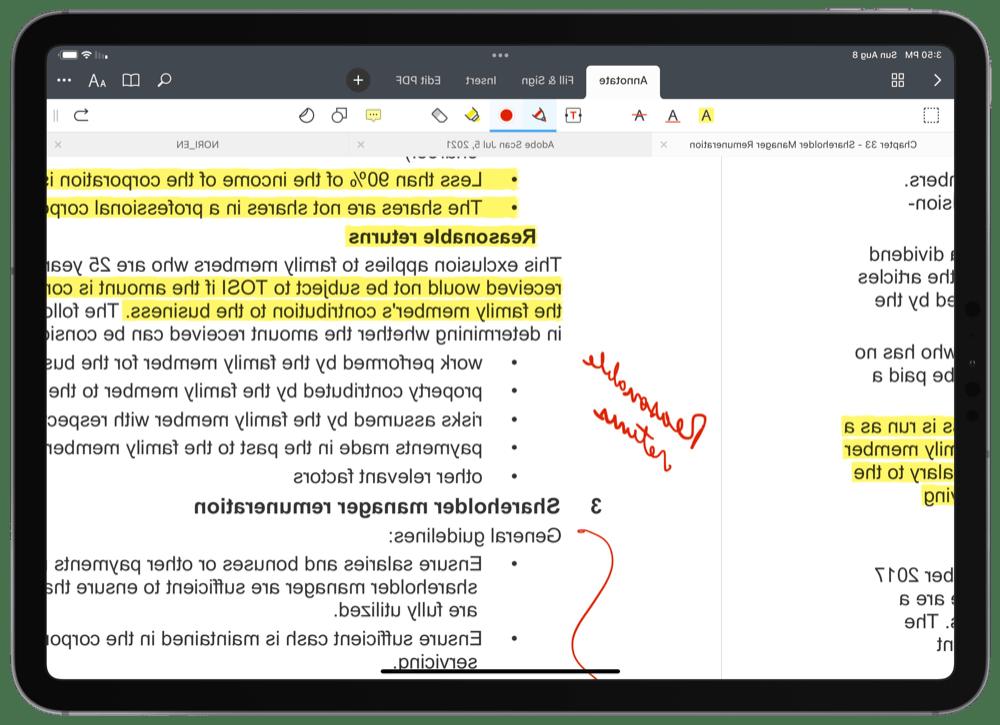 Comment remplir un formulaire PDF et l'enregistrer ?