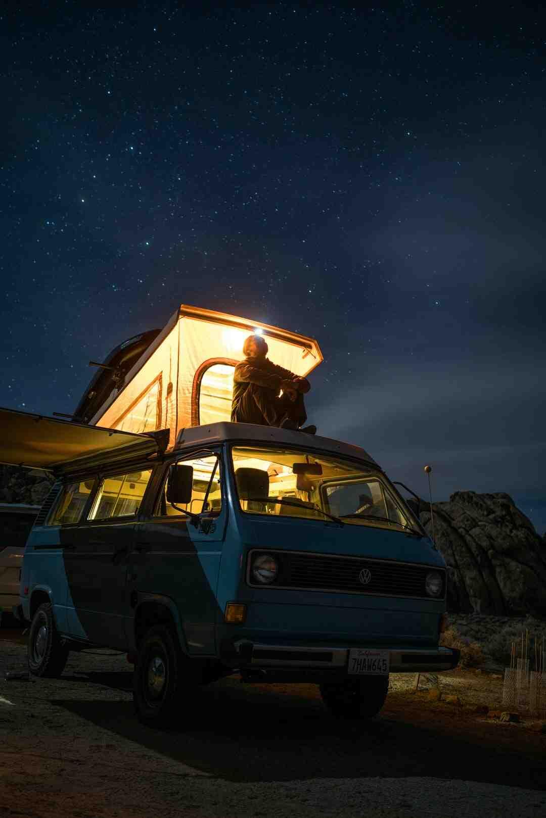 Comment choisir son camping car
