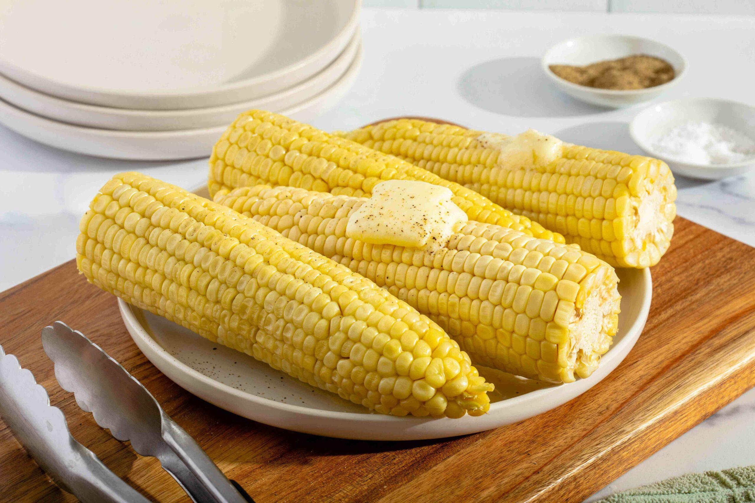 Comment faire cuire des épis de maïs