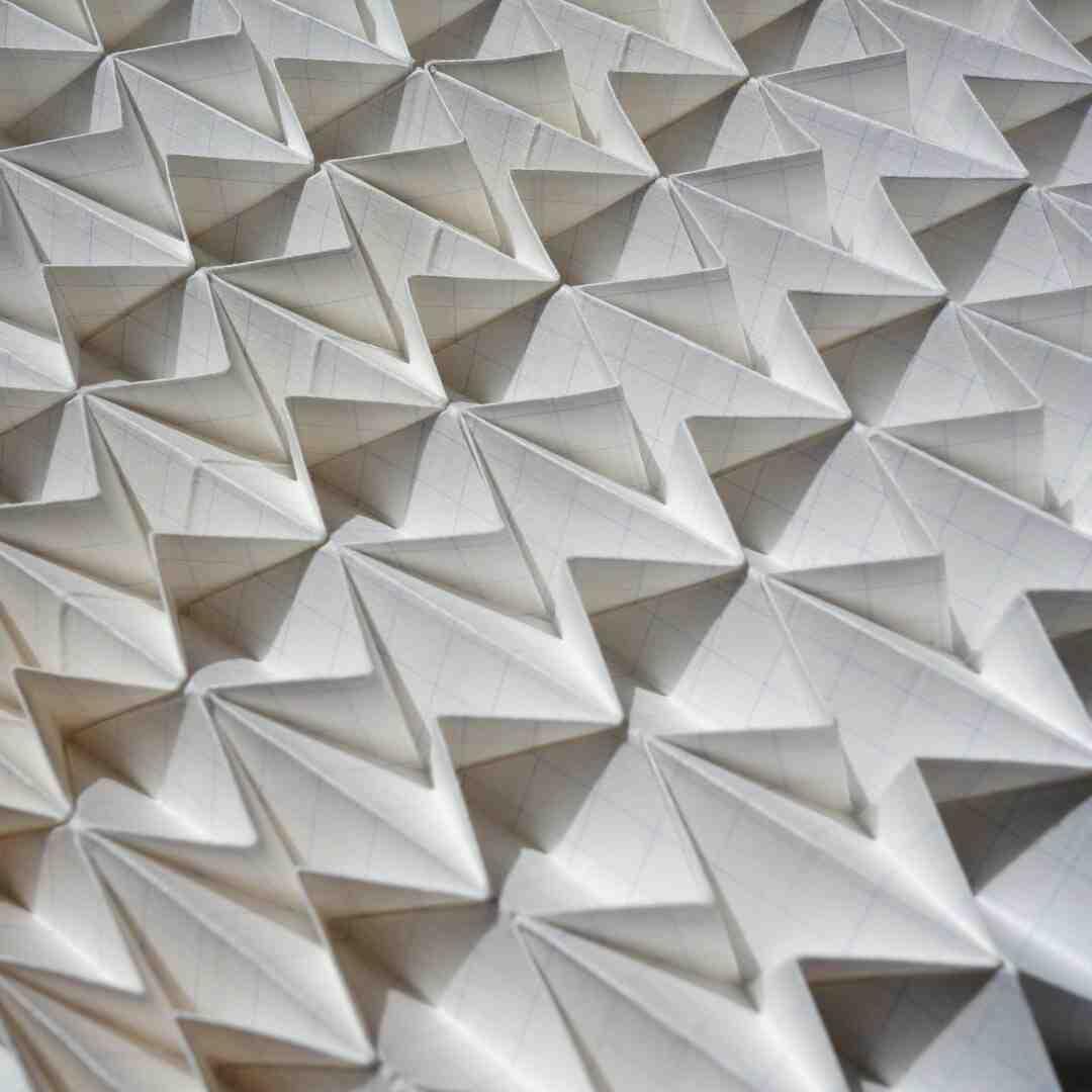 Comment faire un livre en origami