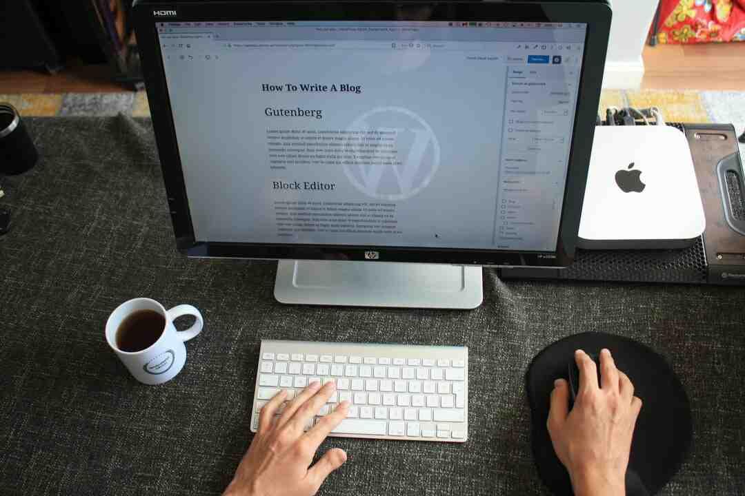 Comment voir un blog supprime WordPress ?