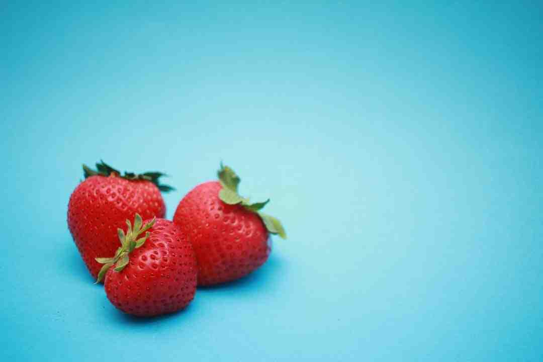 Quand planter des fraises au Québec ?