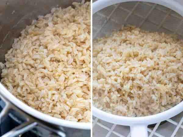 Comment assaisonner du riz brun