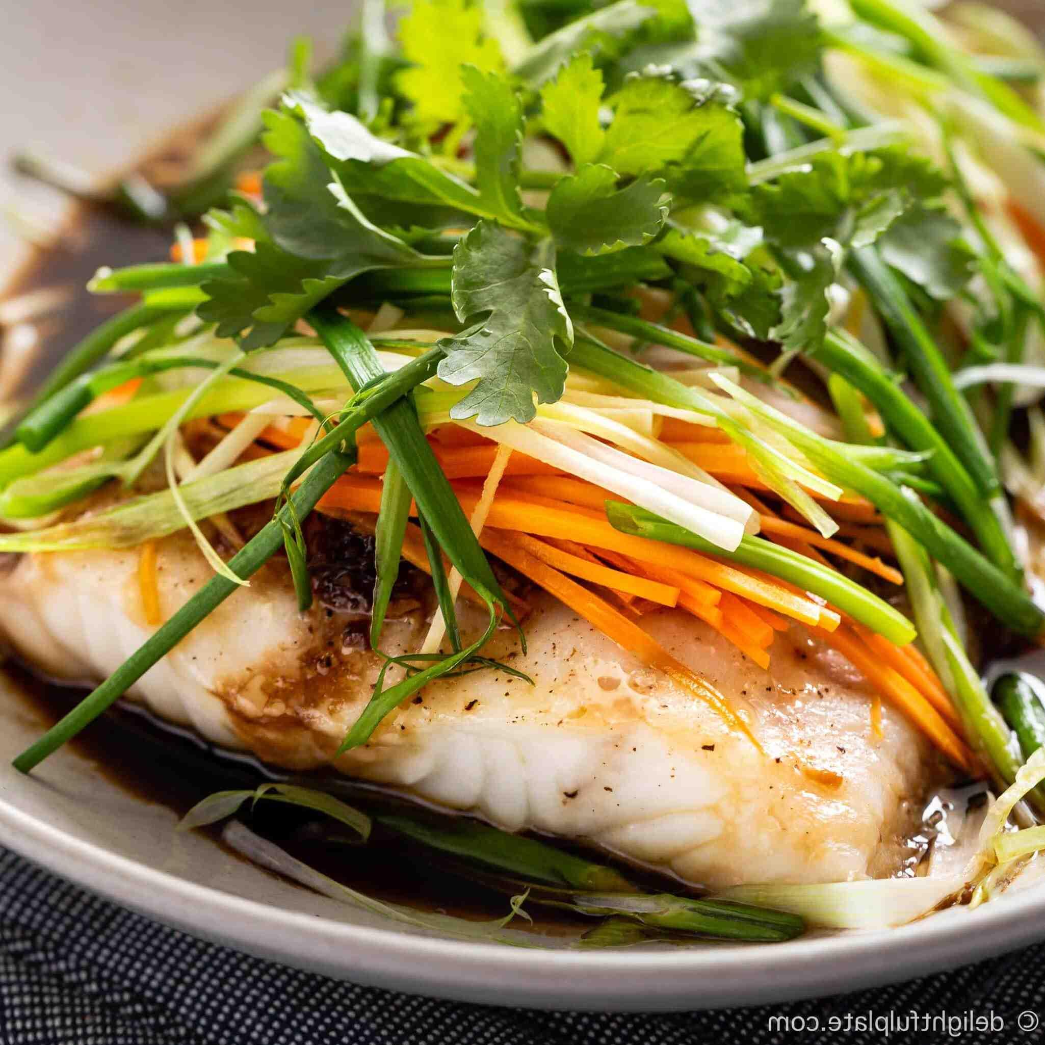 Comment cuire du poisson à la vapeur