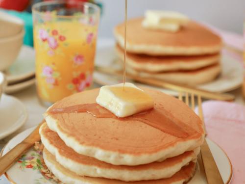 Comment faire des pancakes au babeurre