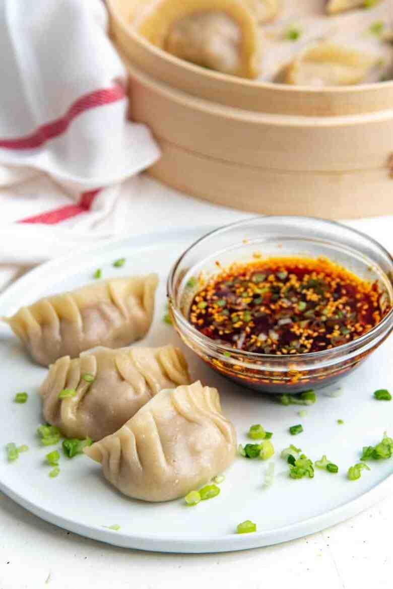 Comment faire des raviolis chinois