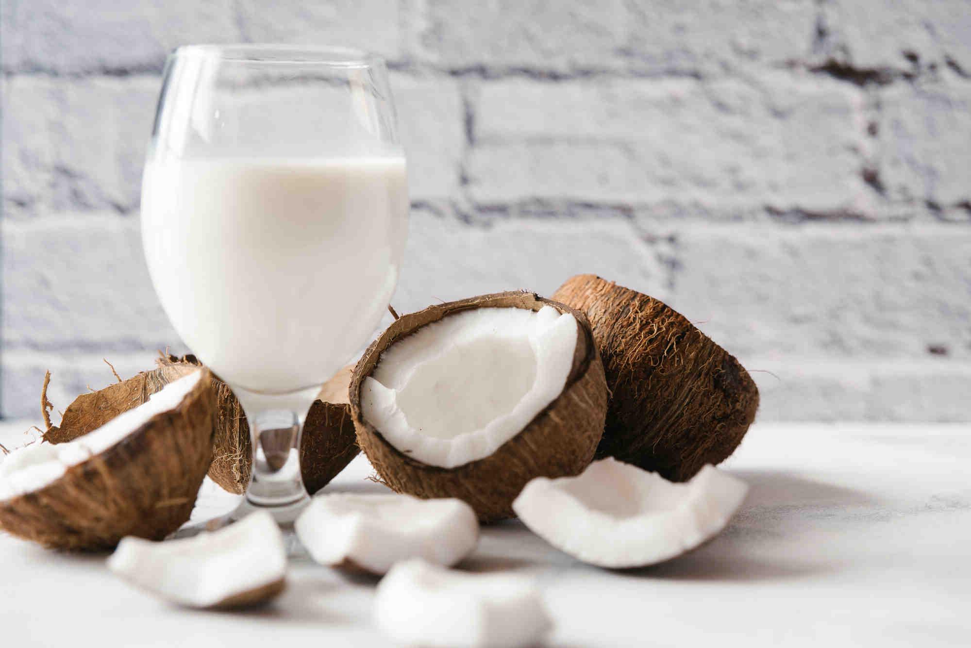 Comment faire du lait de coco