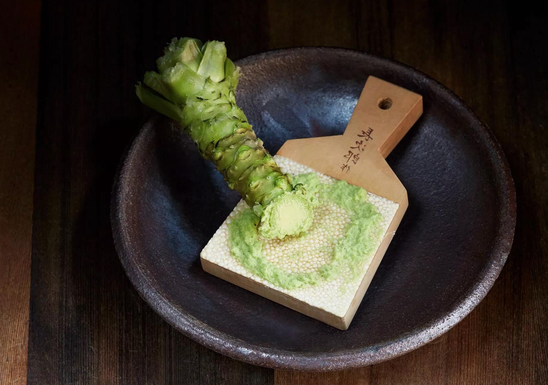 Comment faire du wasabi