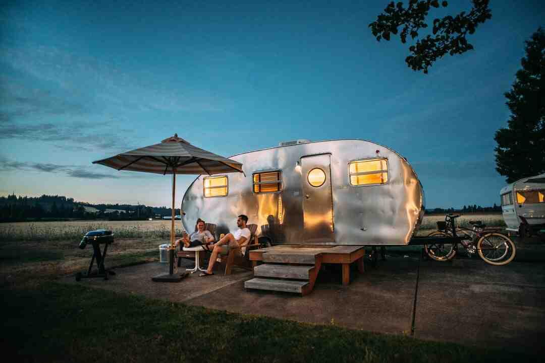 Comment fonctionne un camping car