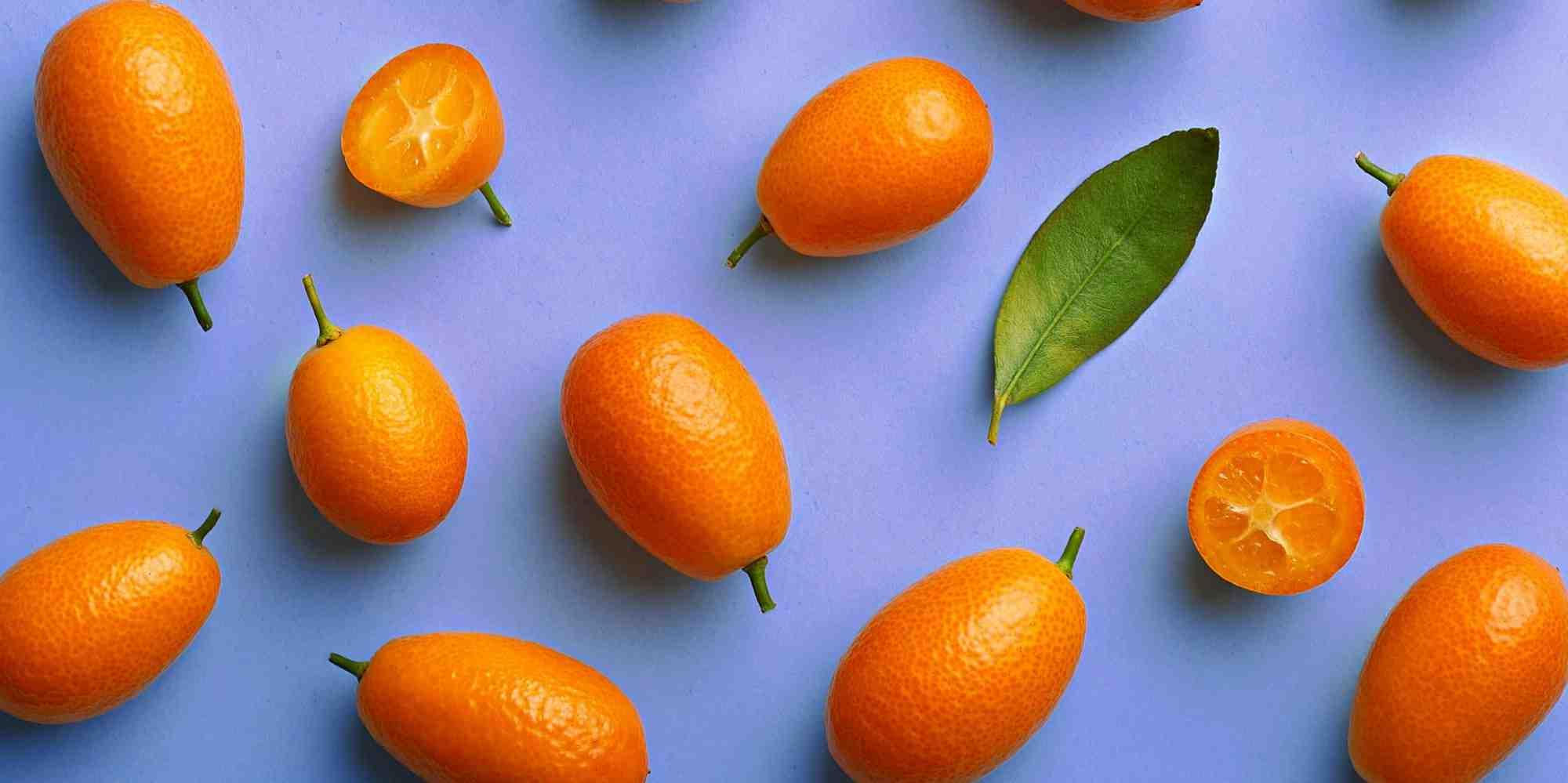 Comment manger un kumquat