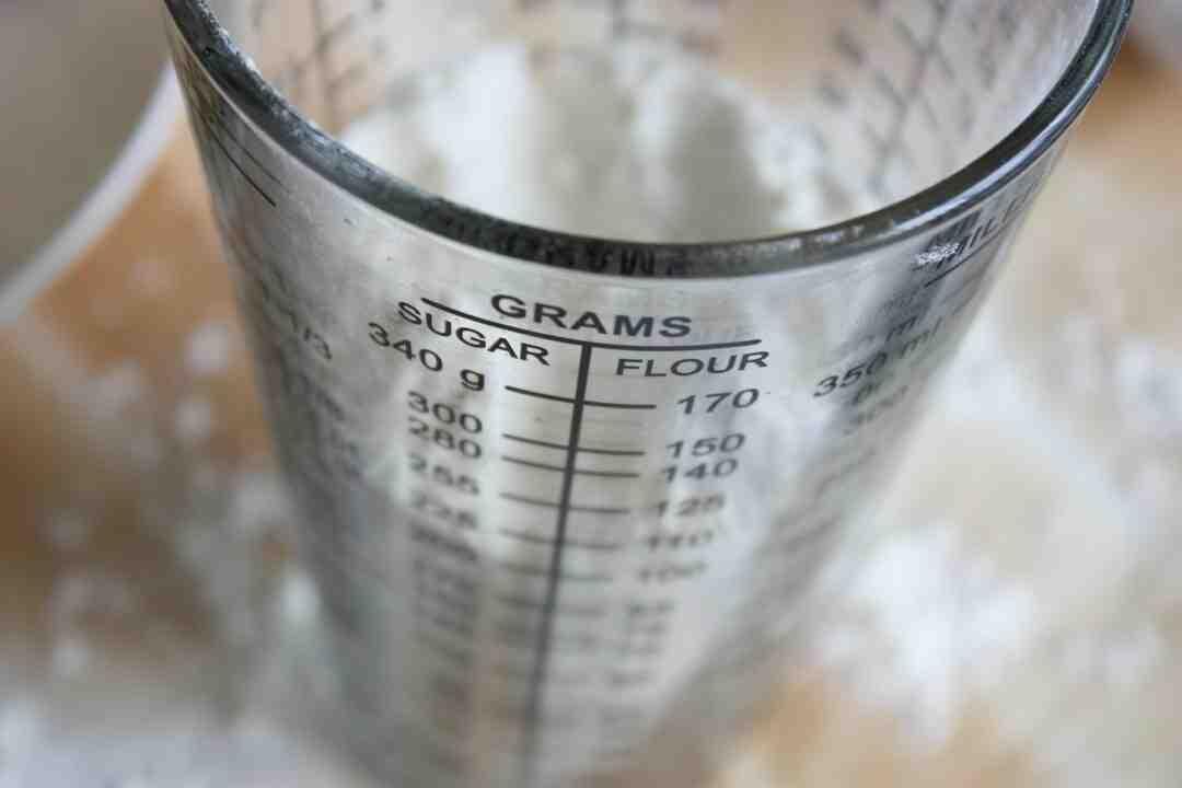 Comment mesurer des grammes et des millilitres