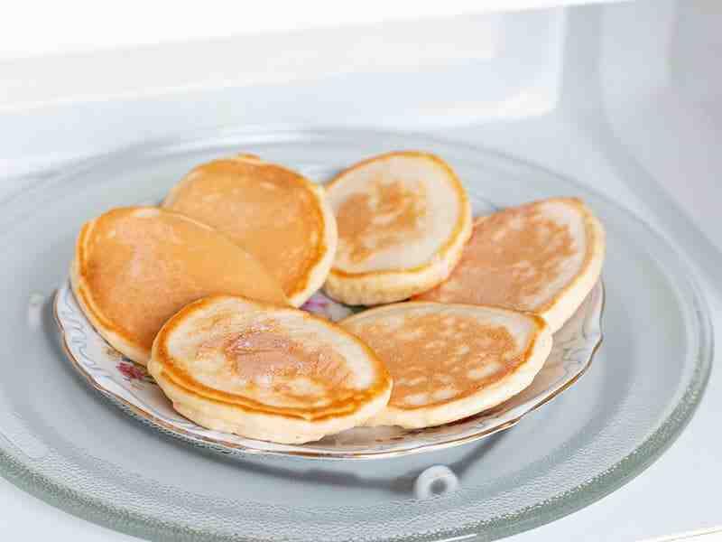 Comment préparer des pancakes au microonde