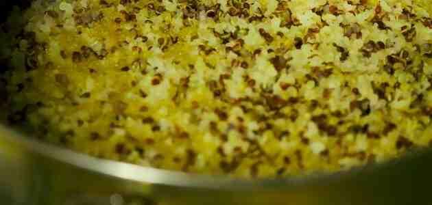 Comment préparer la quinoa