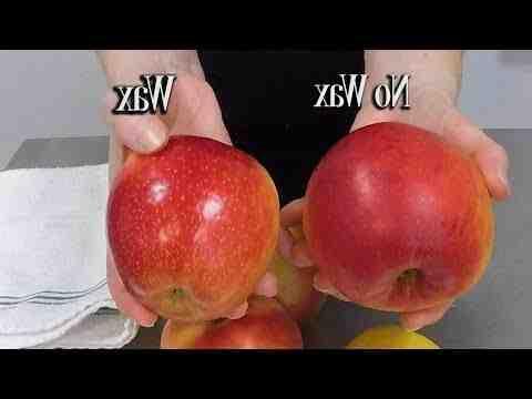 Est-ce que les pesticides traversent la peau des fruits ?